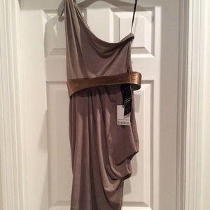 Bebe Kardashian's dress